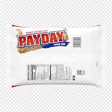 chocolate bar payday candy bar caramel