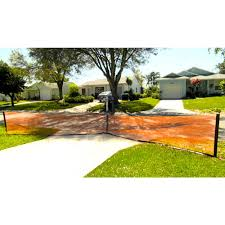 Play It Safe 36 In X 26 Ft Play Area Driveway Safety Net Rpdn26 The Home Depot