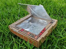 how to make a solar oven science