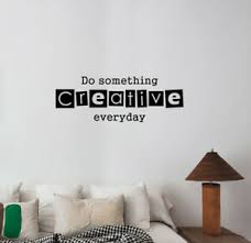 Creative Quote Wall Decal Motivation Words Vinyl Sticker Business Art Decor 36 Ebay
