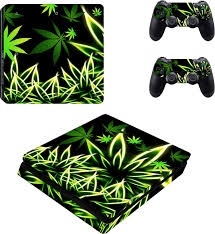 Playstation 4 Slim Decal Skin Vinyl Delicious Monster Ps4 New Buy From Pwned Games With Confidence Ps4 Decals Skins Vinyls