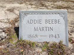 Addie Cole Beebe-Martin (1868-1943) - Find A Grave Memorial