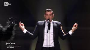 Eurovision Song Contest Italia - Diodato - Europe Shine a Light ...
