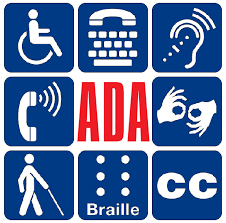 Celebrating the 27th anniversary of ADA, the Americans with Disabilities  Act | Lighthouse Vision Loss Education Center