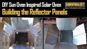 sun oven inspired diy solar oven the