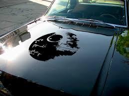 Buy Hood Death Star V2 Darth Sith Order Galactic Empire Clone Dark Side Force Bad Evil Car Vinyl Sticker Decal