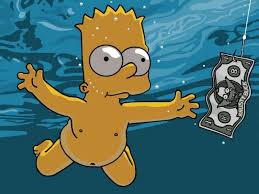 126 bart simpson hd wallpapers