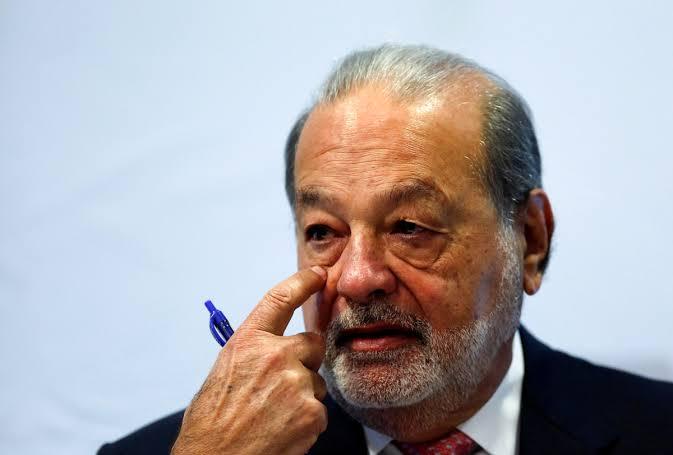Resultado de imagen de Carlos Slim
