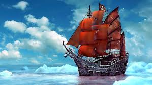pirate ship wallpapers top free