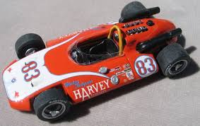 Harvey Aluminum Special, #83, Indy, 1963, Duane Carter 23rd Place - Scale  Model Cars - MA Scale Models