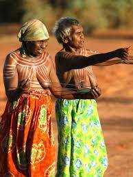 photo of aboriginal women