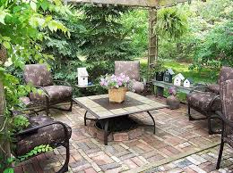 comfy brick patio pictures photos and