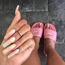 acrylic nails how to apply mainn