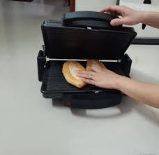 Máy ép kẹp nướng làm nóng bánh mì Pate - 0989256645 - Bài viết ...