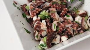 Octopus Salad Recipe - Laura Vitale ...