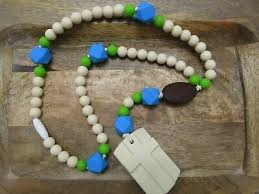 teething chew rosary for baby baptism