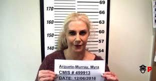 MYRA ARGUETA-MURRAY Inmate 499913: New Mexico DOC Prisoner Arrest Record