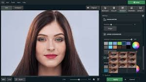 makeup photo editor use photodiva to