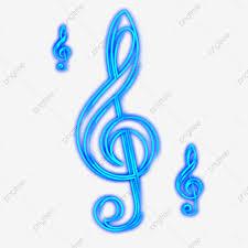 رمز موسيقي أزرق أزرق موسيقى رمز Png وملف Psd للتحميل مجانا