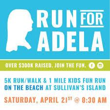 9th Annual Run for Adela 5K Set for 4/21 on Sullivan's Island | Holy City  Sinner