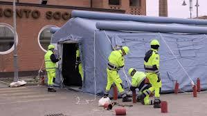Coronavirus: la prima settimana di emergenza a Mantova. Quattro i ...
