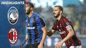 Atalanta 1-1 Milan   Giornata 37   Serie A TIM 2017/18 - YouTube