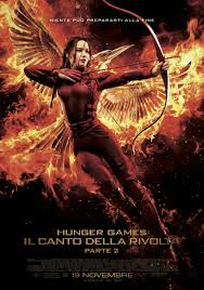 Hunger Games: Il canto della rivolta - Parte I stasera in tv su ...