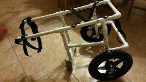 how to build your own doggie wheelchair