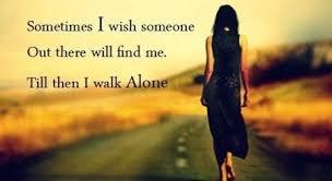 quotes kata kata status sedang sendiri dalam kesepian