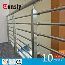 China Stainless Steel Square Tube Balustrade Post System For Fence China Stainless Stee Railing System Handrial Railing System
