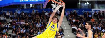 EuroCup Stepping Stones: Timofey Mozgov - Latest - Welcome to 7DAYS EuroCup