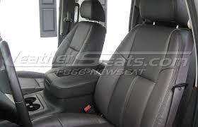 gmc sierra leather interiors