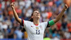 Alex Morgan revels in World Cup win with another 'tea sipping' celebration  in victory photo | Fox News