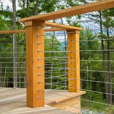 Hidden Fasteners For Cable Railing Viewrail