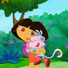 por characters from dora the explorer