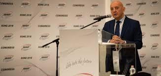 Ferriani re-elected IBSF President - BBSA