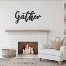 Large Gather Sign Wayfair