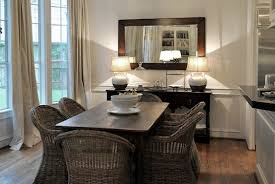 dining room buffet decorating ideas