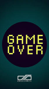 game over quote iphone hd and backgrounds