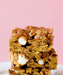 golden grahams s mores bars recipe