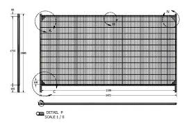 Now Offering Construction Fence Specifications American Fence Rental Company