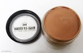 makeup studio face it cream foundation