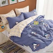 cartoon bed set queen size bedding sets