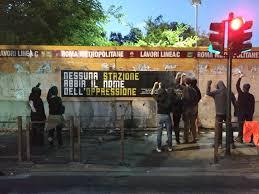 Guerra delle statue: via Amba Aradam diventa via George Floyd - Il ...