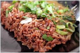 red rice nutrition facts health