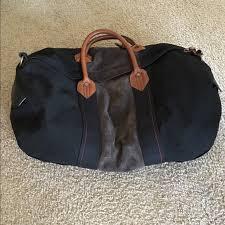 zara bags men duffel bag poshmark