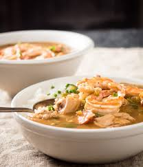 gumbo with chicken and shrimp - glebe ...
