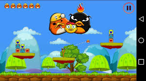 Angry Super Chicken : Ninja Knock Down for Android - APK Download