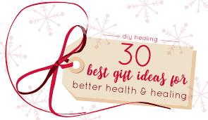 30 best gift ideas for better health