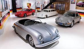 Taj Ma Garaj Porsche collection sold at RM Sotheby's auction